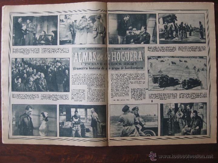 Cine: Revista Primer Plano nº 559. 1951 - Foto 2 - 50784903