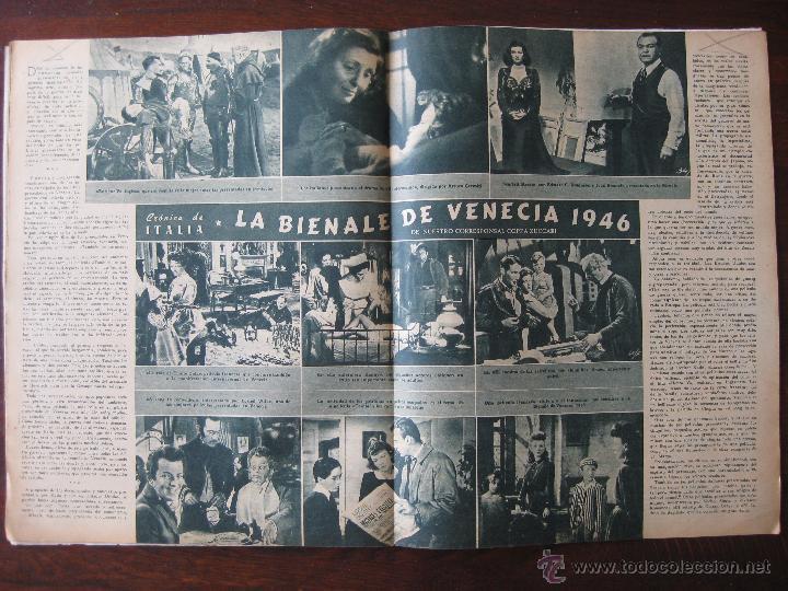 Cine: Revista Primer Plano nº 311. 1946 - Foto 2 - 50784976