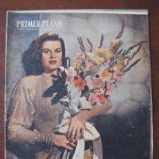 Cine: REVISTA PRIMER PLANO Nº 418. 1948. Lote 50785012
