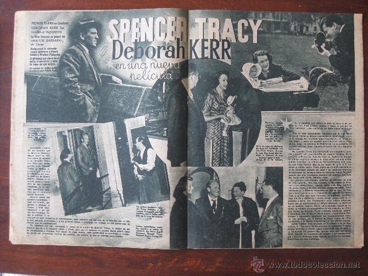 Cine: Revista Primer Plano nº 418. 1948 - Foto 2 - 50785012