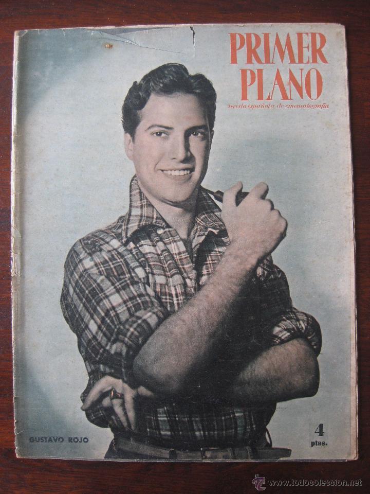 REVISTA PRIMER PLANO Nº 582. 1949 (Cine - Revistas - Primer plano)