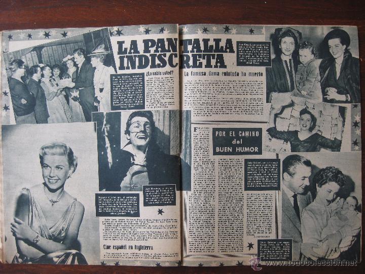 Cine: Revista Primer Plano nº 582. 1949 - Foto 2 - 50785268