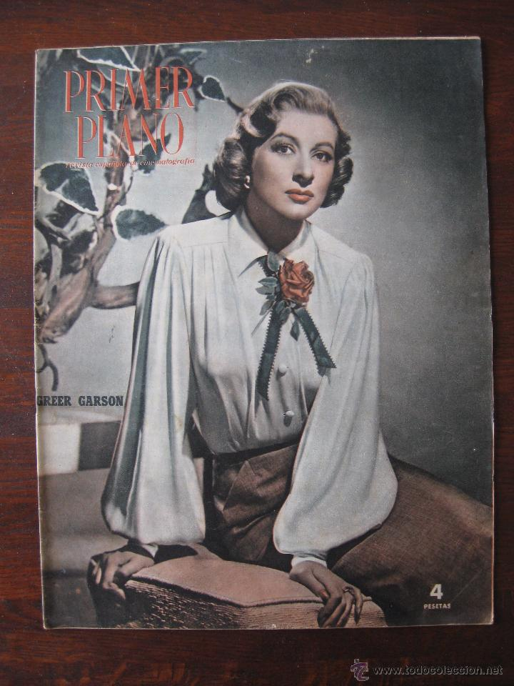 REVISTA PRIMER PLANO Nº 564. 1949 (Cine - Revistas - Primer plano)