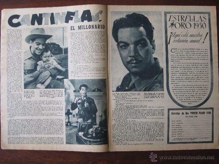 Cine: Revista Primer Plano nº 564. 1949 - Foto 2 - 50785349