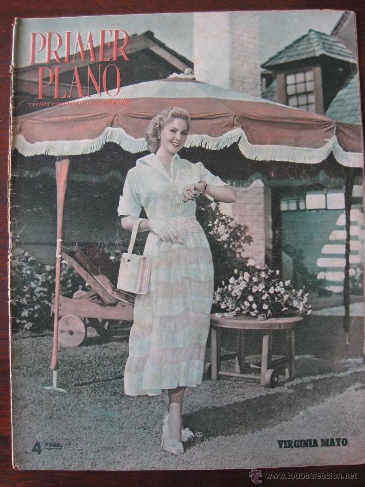 REVISTA PRIMER PLANO Nº 500. 1949 (Cine - Revistas - Primer plano)