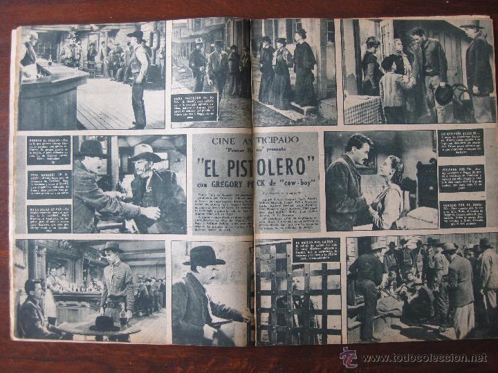 Cine: Revista Primer Plano nº 500. 1949 - Foto 2 - 50785407