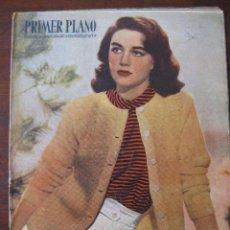 Cine: REVISTA PRIMER PLANO Nº 401. 1948. Lote 50785454