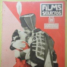 Cine: FILMS SELECTOS. AÑO IV. Nº 120. 1933.. Lote 50819874