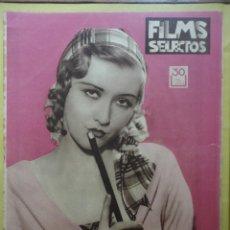 Cine: FILMS SELECTOS. AÑO IV. Nº 137. 1933.. Lote 50820068