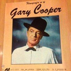 Cine: FILMOGRAFIA FOTOGRAMAS 91 GARY COOPER. Lote 50853729