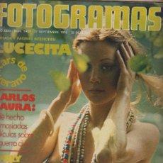 Cine - FOTOGRAMAS Nº 1457 - 17 Septiembre 1976 - 50871780