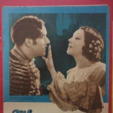 Cine: FILMS SELECTOS. AÑO III. Nº 113. 1932.. Lote 50933468