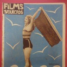 Cine: FILMS SELECTOS. AÑO III. Nº 93. 1932.. Lote 50934441