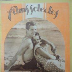 Cinema: FILMS SELECTOS. AÑO III. Nº 90. 1932.. Lote 50939324