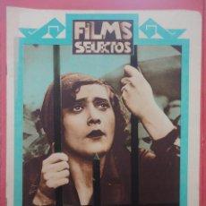 Cine: FILMS SELECTOS. AÑO III. Nº 68. 1932.. Lote 50939351