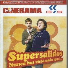 Cine: REVISTA CINERAMA 7 OCTUBRE Nº 154, LA JOVEN JANE AUSTEN, UN FUNERAL DE MUERTE, OTROS. Lote 50952966