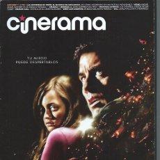 Cine: REVISTA CINERAMA 11 OCTUBRE 198, LAS AVENTURAS DE TINTÍN, MIENTRAS DUERMES, VERBO, OTROS. Lote 50952979