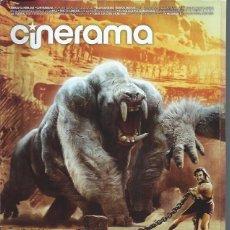 Cine: REVISTA CINERAMA 12 MARZO 203, CONTRABANDO, TODOS LOS DÍAS DE MI VIDA, OTROS. Lote 50952991