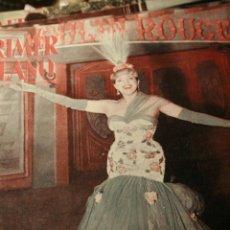 Cine: MARY SAMPERE PRIMER PLANO Nº 964 DIANA DORS SARA MONTIEL ISABELLE COREY. Lote 50958103