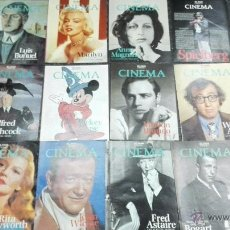 Cine: REVISTAS EL PAÍS-CINEMA. A COLOR.14 NÚMEROS.. Lote 50981670