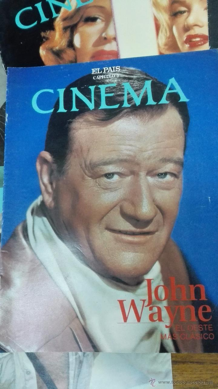 Cine: Revistas El País-Cinema. A color.14 números. - Foto 3 - 50981670