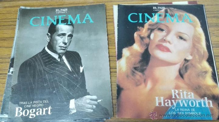 Cine: Revistas El País-Cinema. A color.14 números. - Foto 5 - 50981670