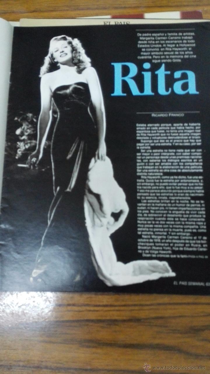 Cine: Revistas El País-Cinema. A color.14 números. - Foto 7 - 50981670