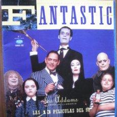 Cine: COLECCIÓN DE 56 REVISTAS FANTASTIC MAGAZINE. DEL NRO 1 DE FEBRERO DE 1992 AL NRO 56 DE ENERO 1997. Lote 51033708