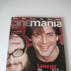 Cine: CINEMANIA Nº 26 NOVIEMBRE 1996. Lote 51046931