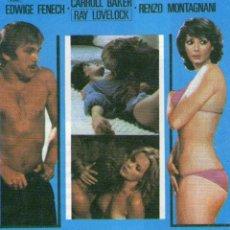 Cinema: LA ESPOSA VIRGEN EDWIGE FENECH. Lote 51055016
