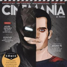 Cine: CINEMANIA N. 239 AGOSTO 2015 - EN PORTADA: BATMAN CONTRA SUPERMAN (NUEVA). Lote 51142947