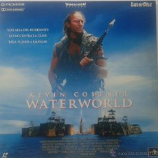 Cine: WATERWORLD LASER-DISC. Lote 51175589