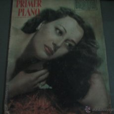 Cine: REVISTA PRIMER PLANO, NÙM. 613 DEL 13 DE JULIO DE 1952.- BETTY DAVIS. ARMANDO CALVO. JOAN FONTAINE . Lote 51317415