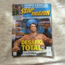 Cine: STAR FICCION. Nº1 (1990). Lote 51478847
