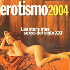Cine: REVISTA SUPLEMENTO FOTOGRAMAS EROTISMO 2004. Lote 51590717