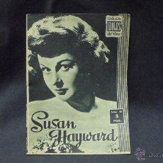 Cinema: IDOLOS DEL CINE - Nº 69 - SUSAN HAYWARD. Lote 51597740