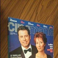 Cinema: CINEMANIA Nº 32. MAYO DE 1998. BUEN ESTADO. Lote 51677798