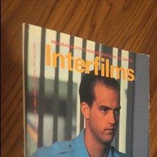 Cinema: INTERFILMS. 20. ABRIL. 1990. Lote 51678110