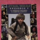 Cine: PUBLICACION STAR WARS EPISODIO I AMENAZA FANT , REPLETA DE FOTOGRAMAS COLOR . EDIC- GAVIOTA AÑO 1999. Lote 51694500