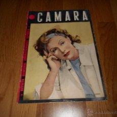 Cine: CAMARA. REVISTA QUINCENAL Nº 45, DE NOVIEMBRE DE 1944. Lote 51799991