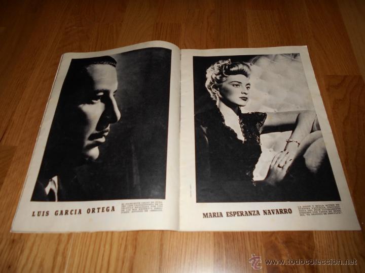 Cine: CAMARA. REVISTA QUINCENAL Nº 45, DE NOVIEMBRE DE 1944 - Foto 2 - 51799991