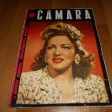 Cine: REVISTA DE CINE CAMARA Nº40 SEPTIEMBRE 1944 . Lote 51811241
