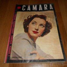 Cine: REVISTA DE CINE CAMARA Nº69 1945 MARSHA HUNT JAMES CAGNEY ANN SOTHERN MARLENE DIETRICH. Lote 51811310