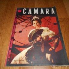 Cine: REVISTA DE CINE CAMARA Nº68 NOVIEMBRE 1945 CARMEN MOLINA MARLENE DIETRICH SARA MONTIEL. Lote 51812003