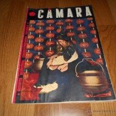 Cine: REVISTA DE CINE CAMARA Nº57 1945 VERONICA LAKE JOAN FONTAINE . Lote 51816206