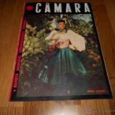 Cine: CAMARA. REVISTA CINEMATOGRÁFICA Nº63 AGOSTO 1945 MARIA MONTEZ FRANK SINATRA K. HEPBURN . Lote 137509988