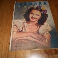 Cine: CAMARA. REVISTA CINEMATOGRÁFICA Nº149 MARZO 1948 WANDA HENDRIX LOS ALADINOS DEL CINE . Lote 51890596