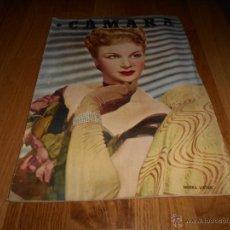 Cine: CAMARA. REVISTA CINEMATOGRÁFICA Nº145 ENERO 1949 MOIRA LISTER JOAN GRAWFORD . Lote 51891118