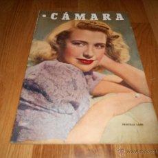 Cine: CAMARA. REVISTA CINEMATOGRÁFICA Nº154 JUNIO 1949 PRISCILA LANE . Lote 51893772