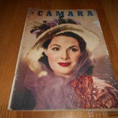 Cine: CAMARA. REVISTA CINEMATOGRÁFICA Nº147 FEBRERO 1949 TAMARA LEES . Lote 51894366